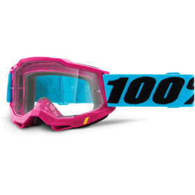 100% Accuri Anti-Fog Goggles Gen2, lefleur/clear